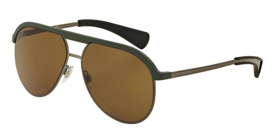Dolce & Gabbana 0DG6099 Green Sunglasses