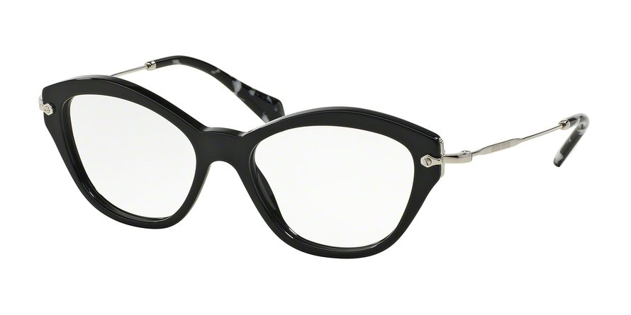 MU 0MU 02OV Black Eyeglasses