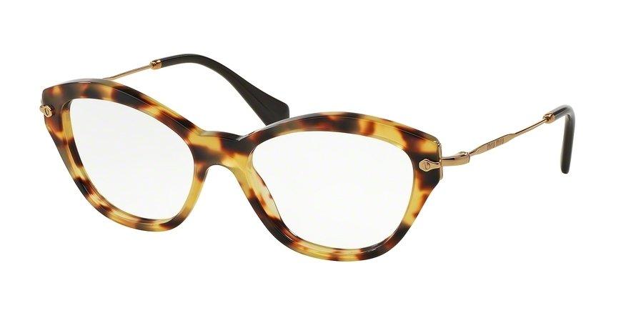 MU 0MU 02OV Havana Eyeglasses