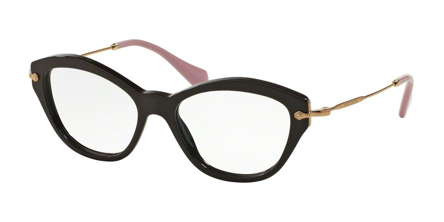 MU 0MU 02OV Brown Eyeglasses