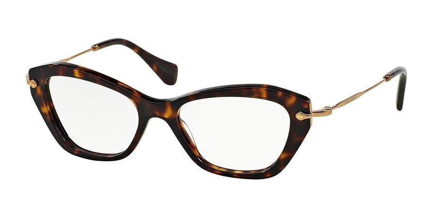 MU 0MU 04LV Havana Eyeglasses