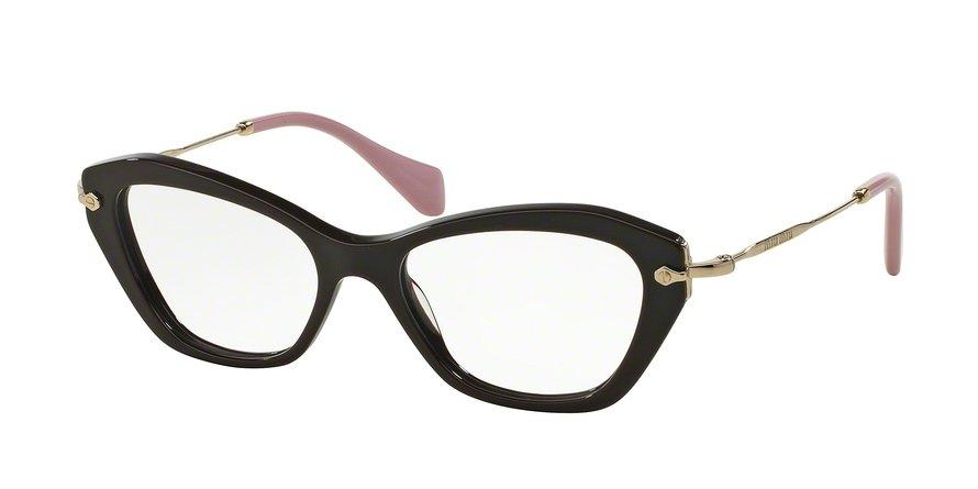 MU 0MU 04LV Brown Eyeglasses