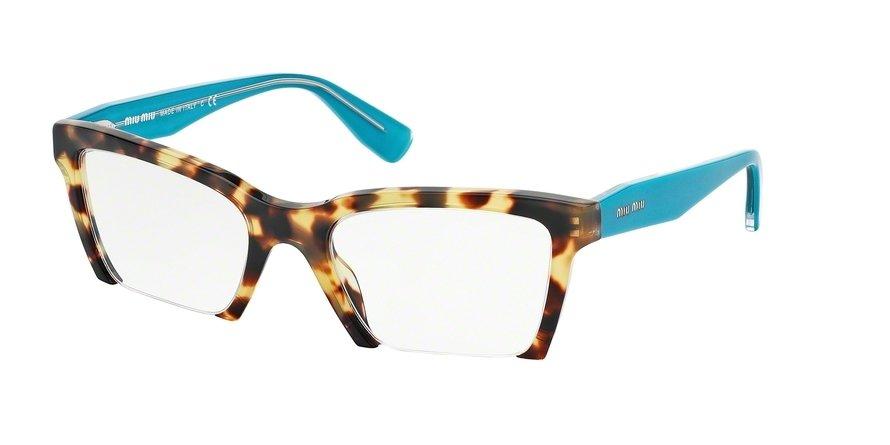 MU 0MU 04NV Havana Eyeglasses
