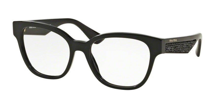 MU 0MU 06OV Black Eyeglasses