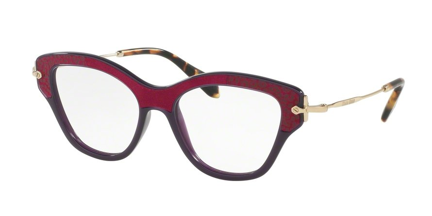 MU 0MU 07OV Red Eyeglasses