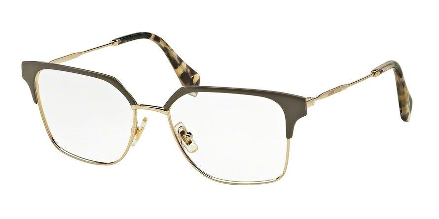 MU 0MU 52OV Grey Eyeglasses