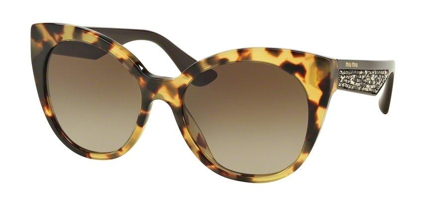 MU 0MU 07RSA Havana Sunglasses