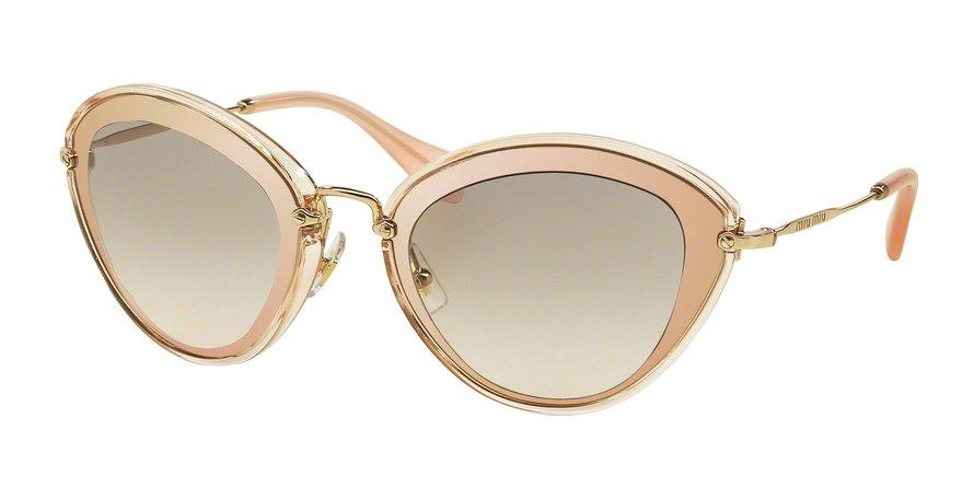 MU 0MU 51RS Pink Sunglasses