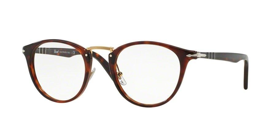 Persol 0PO3107V Havana Eyeglasses