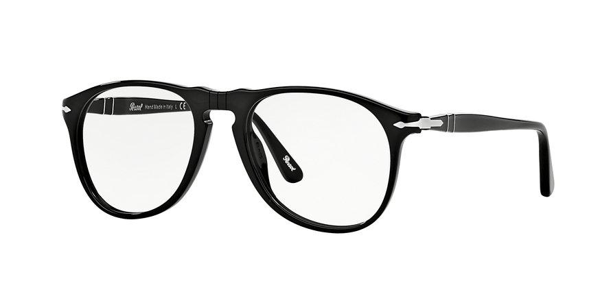 Persol 0PO9649V Black Eyeglasses