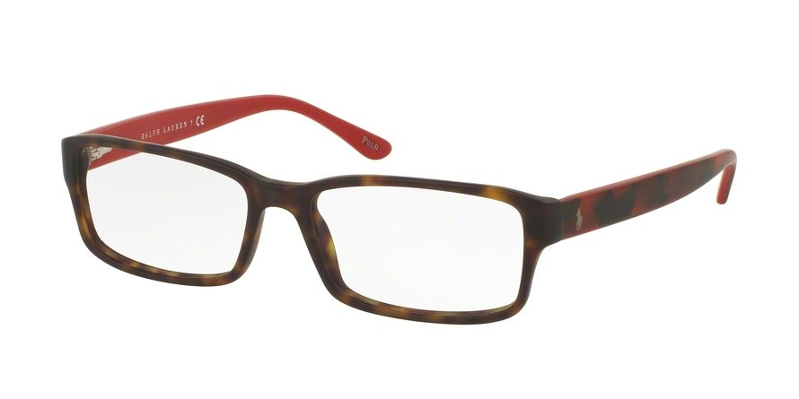 Polo 0PH2065 MATTE DARK HAVANA Eyeglasses