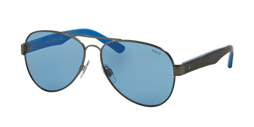 Polo 0PH3096 Gunmetal Sunglasses