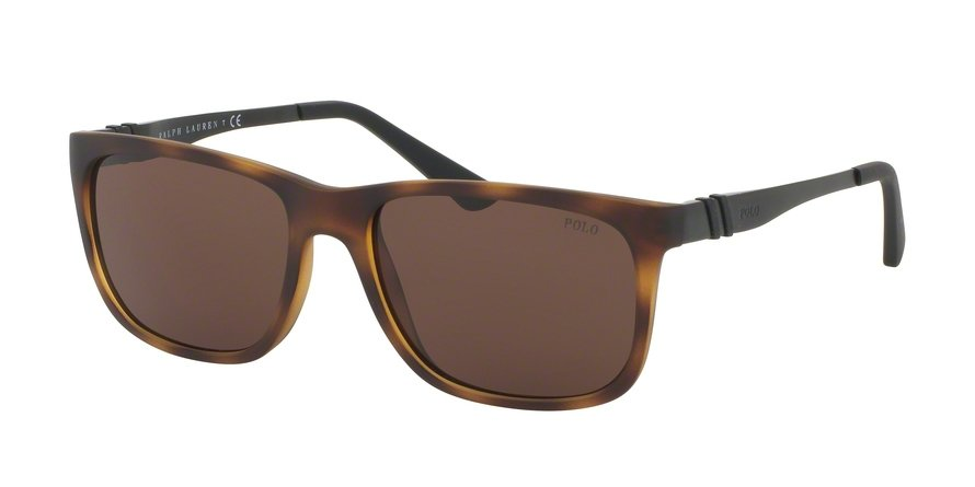 Polo 0PH4088 Havana Sunglasses