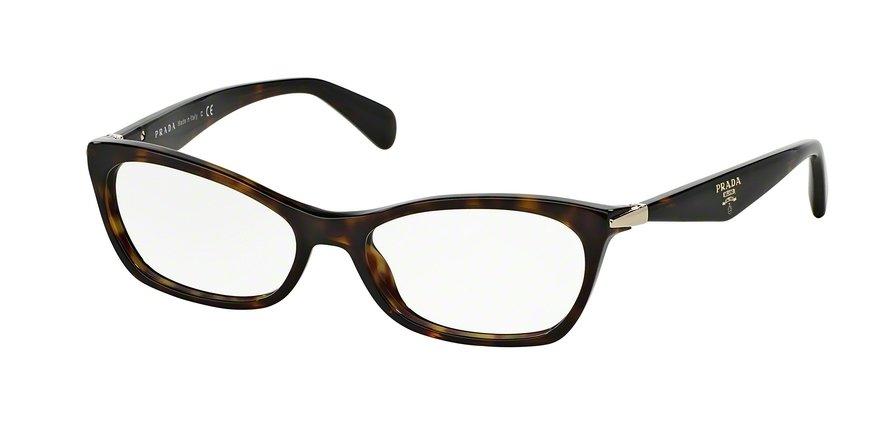 Prada 0PR 15PV Havana Eyeglasses