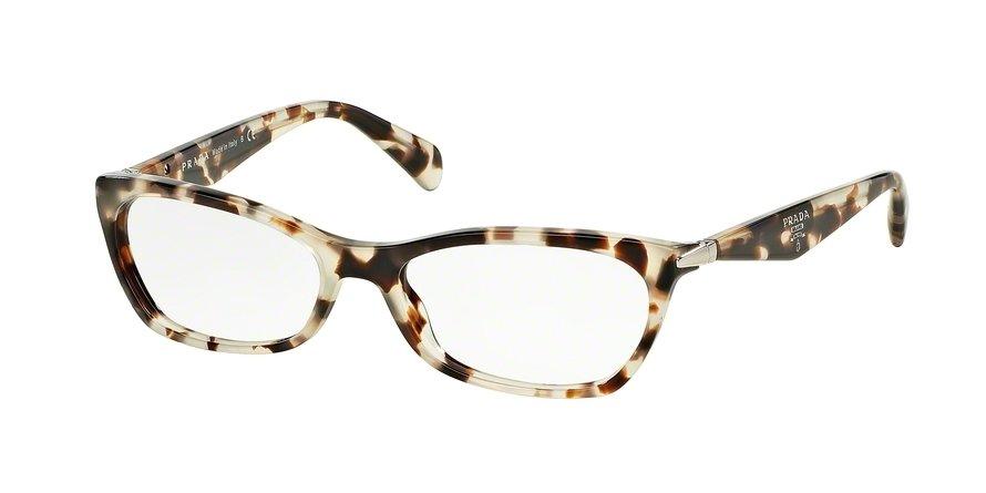 Prada 0PR 15PV Brown Eyeglasses