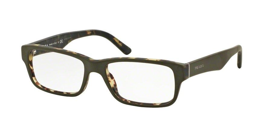 Prada 0PR 16MV Green Eyeglasses
