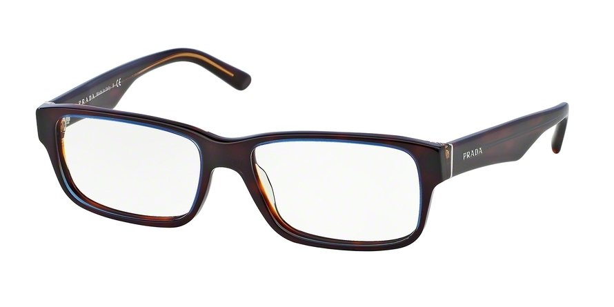 Prada 0PR 16MV Blue Eyeglasses