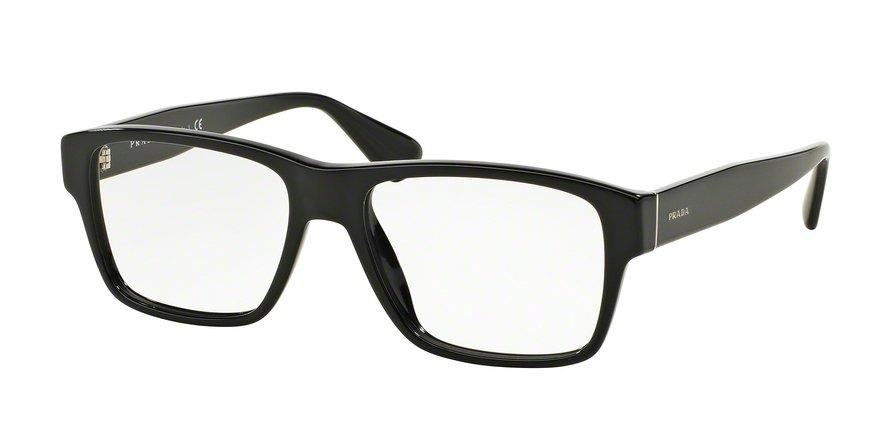 Prada 0PR 17SV Black Eyeglasses