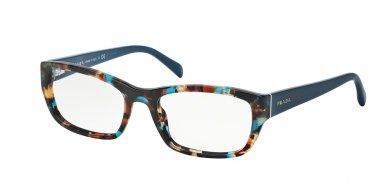 Prada 0PR 18OV Blue Eyeglasses