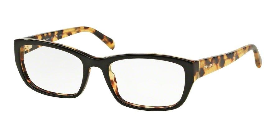 Prada 0PR 18OV Black Eyeglasses