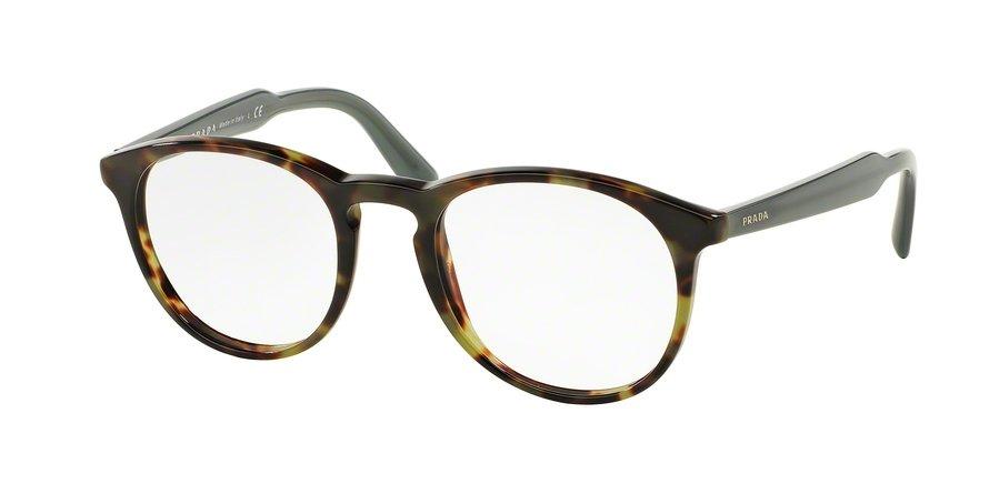 Prada 0PR 19SVF Green Eyeglasses