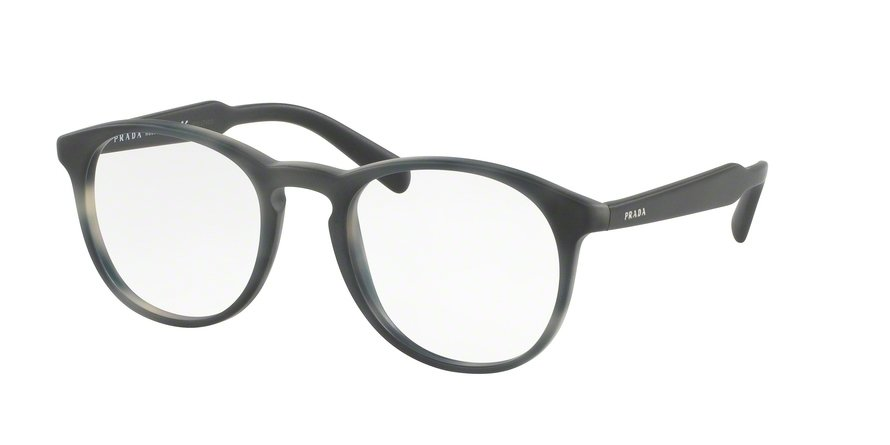 Prada 0PR 19SVF Grey Eyeglasses