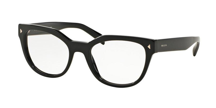 Prada 0PR 21SV Black Eyeglasses