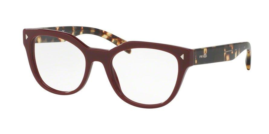 Prada 0PR 21SV Bordeaux Eyeglasses