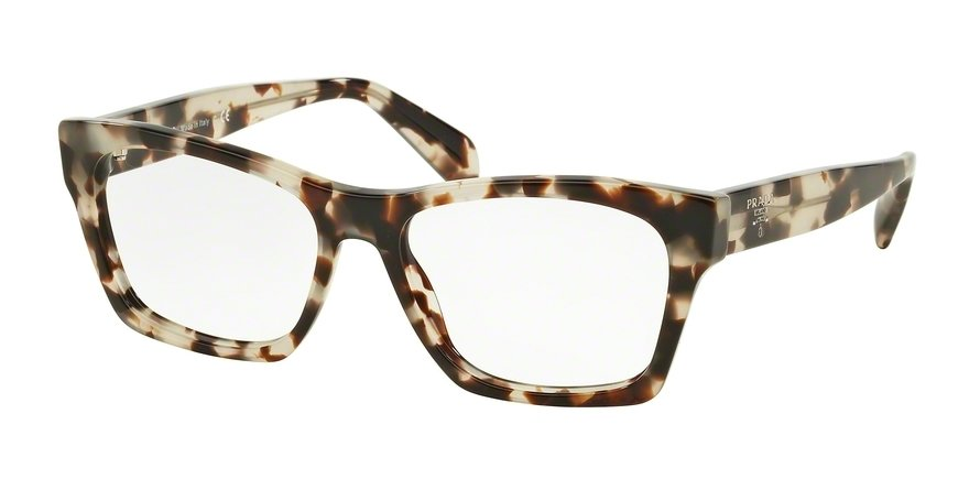 Prada 0PR 22SV Brown Eyeglasses