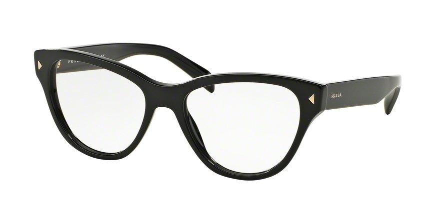 Prada 0PR 23SV Black Eyeglasses