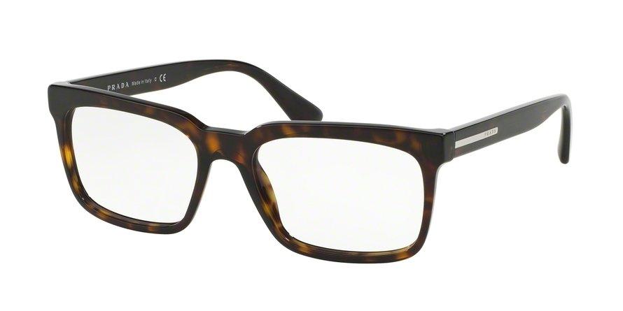 Prada 0PR 28RVF Havana Eyeglasses