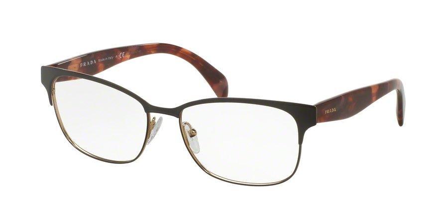 Prada 0PR 65RV Green Eyeglasses