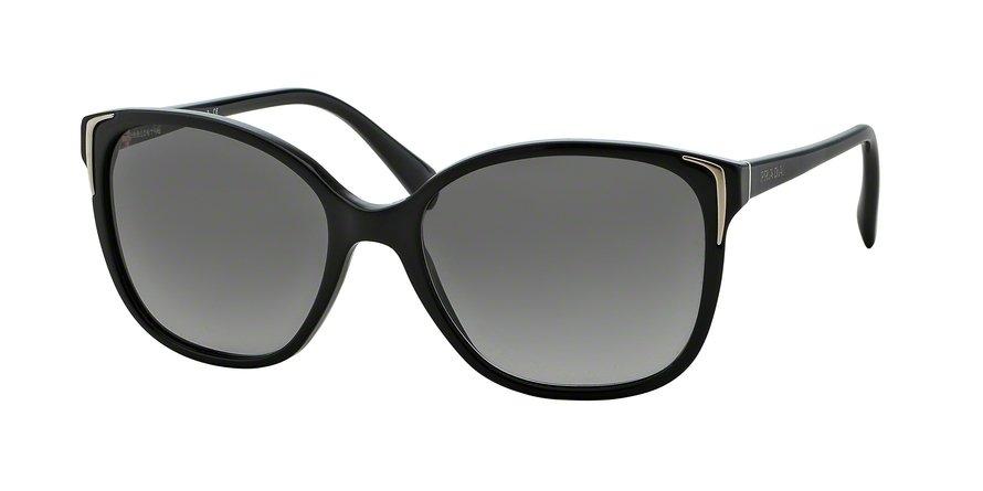 Prada 0PR 01OS Black Sunglasses