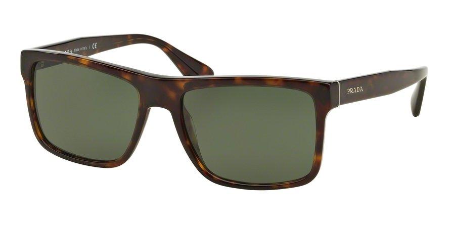 Prada 0PR 01SSF Havana Sunglasses