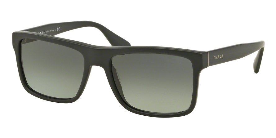 Prada 0PR 01SSF Grey Sunglasses