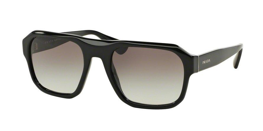 Prada 0PR 02SS Black Sunglasses
