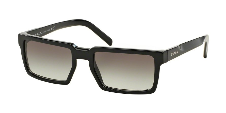Prada 0PR 03SS Black Sunglasses