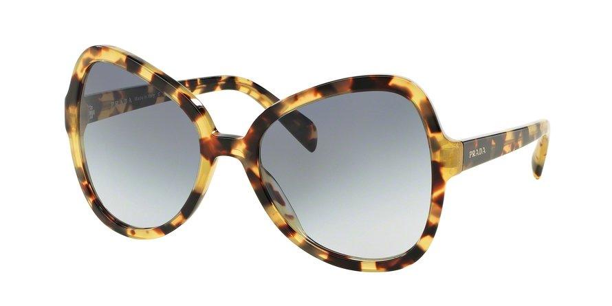 Prada 0PR 05SS Havana Sunglasses