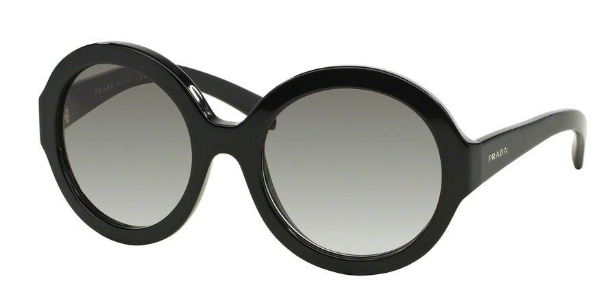 Prada 0PR 06RS Black Sunglasses