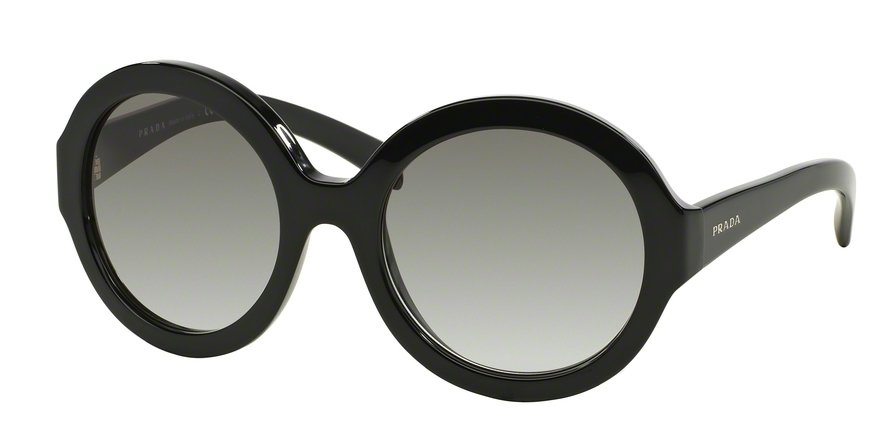 Prada 0PR 06RSF Black Sunglasses