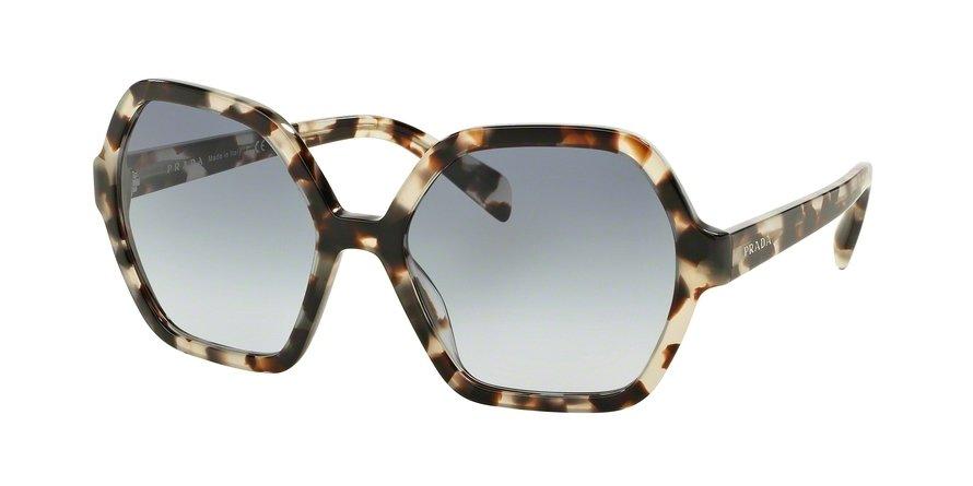 Prada 0PR 06SS Brown Sunglasses