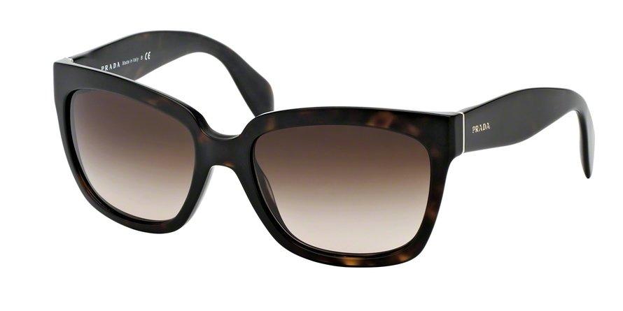 Prada 0PR 07PSA Brown Sunglasses