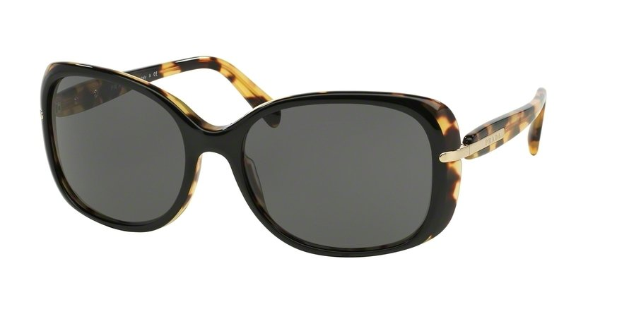 Prada 0PR 08OS Black Sunglasses