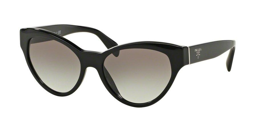 Prada 0PR 08SS Black Sunglasses