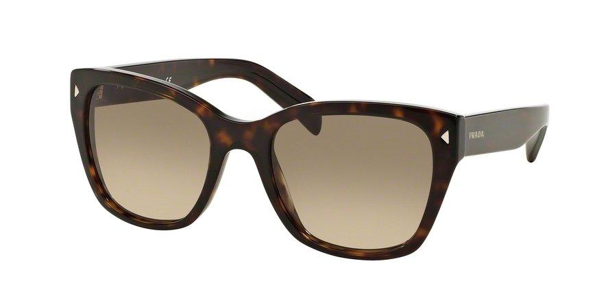 Prada 0PR 09SSF Havana Sunglasses