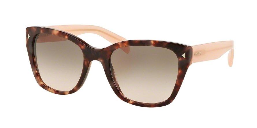 Prada 0PR 09SSF Pink Sunglasses