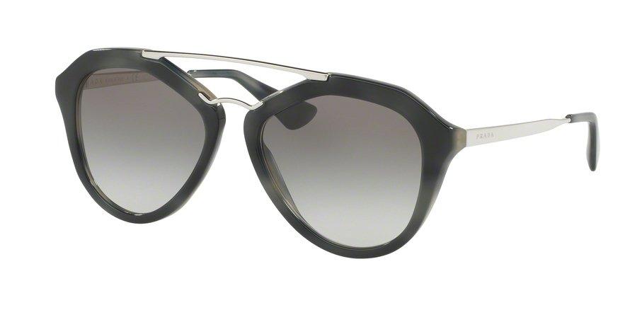 Prada 0PR 12QSA Grey Sunglasses