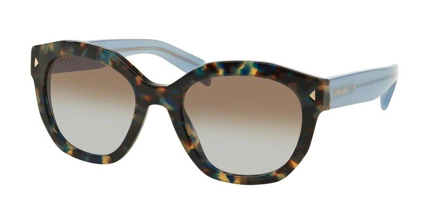 Prada 0PR 12SS Blue Sunglasses
