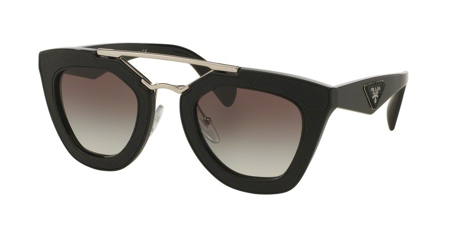 Prada 0PR 14SS Black Sunglasses