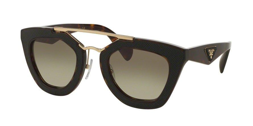 Prada 0PR 14SS Havana Sunglasses